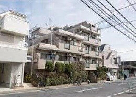 マンション(建物一部)-練馬区石神井台4丁目 外観