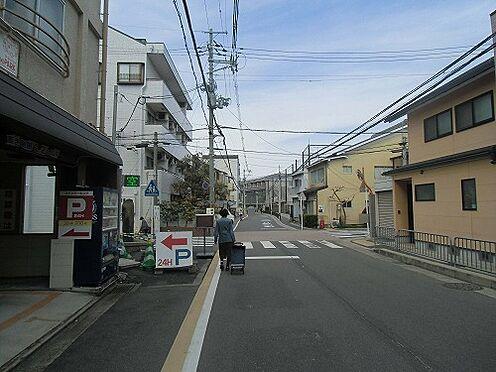 マンション(建物全部)-京都市東山区泉涌寺門前町 前面道路