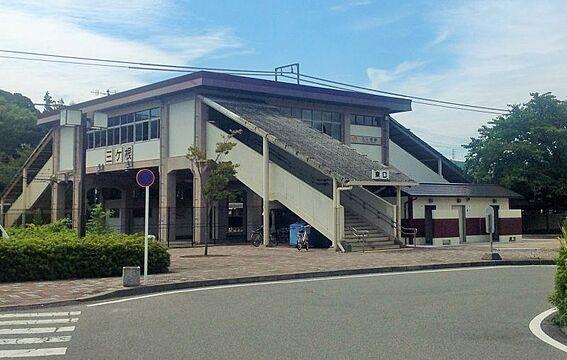 土地-額田郡幸田町大字深溝字仲馬乗 JR「三ヶ根駅」まで約1100m 徒歩約15分