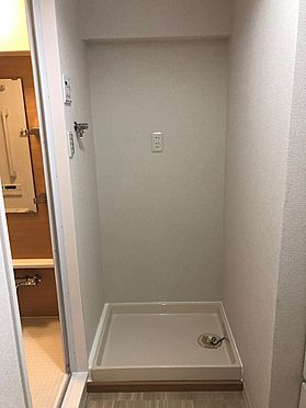 中古マンション-桶川市西2丁目 洗濯機置き場