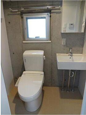 マンション(建物全部)-板橋区大山西町 トイレ