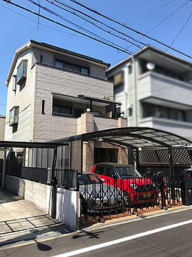 中古一戸建て-大阪市平野区背戸口4丁目 外観