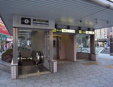 中古マンション-大阪市東成区玉津1丁目 大阪メトロ長堀鶴見緑地線 玉造駅徒歩9分です