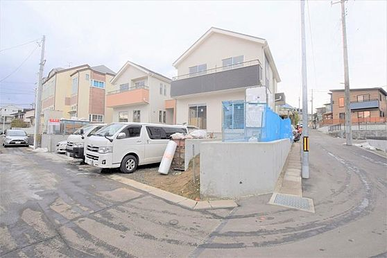 新築一戸建て-仙台市宮城野区自由ケ丘 外観