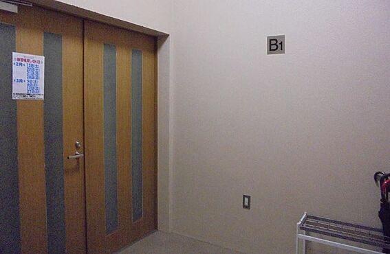 事務所(建物一部)-文京区千石4丁目 エントランス