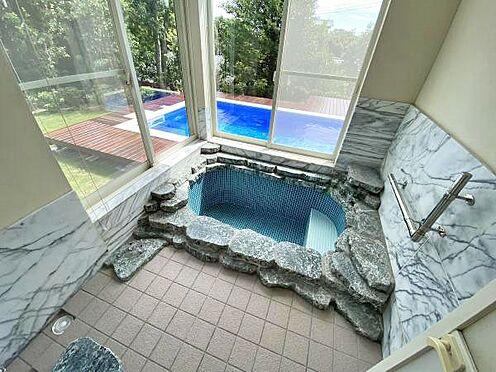 中古一戸建て-伊東市赤沢 ≪浴室≫ 温泉をお楽しみいただけます。