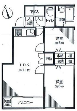 マンション(建物一部)-新宿区弁天町 城北台マンション・ライズプランニング