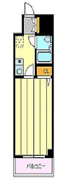 マンション(建物一部)-横浜市鶴見区鶴見中央4丁目 間取り