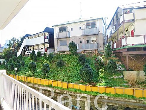 中古マンション-渋谷区元代々木町 見晴らしのいい眺望