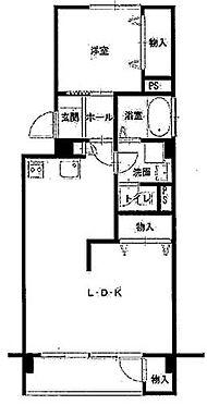 マンション(建物一部)-横浜市金沢区富岡東6丁目 間取り