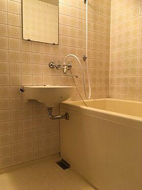 マンション(建物一部)-札幌市豊平区平岸二条18丁目 落ち着いた空間のお風呂です