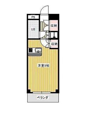 マンション(建物全部)-墨田区八広3丁目 間取り