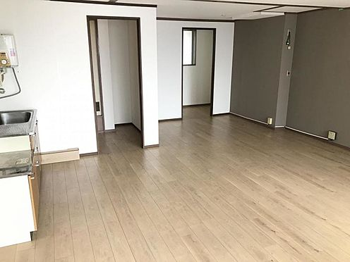 区分マンション-名古屋市名東区明が丘 フローリング・クロス・壁天井張替え済みです。リフォーム箇所の詳細はお問い合わせ下さい!