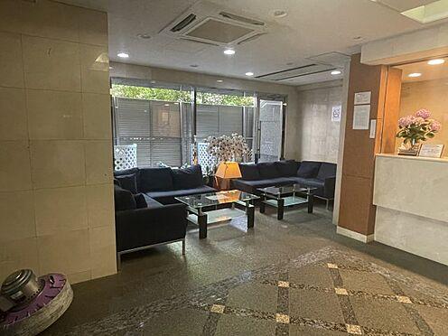 中古マンション-新宿区西新宿4丁目 エントランス