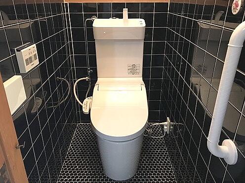 中古一戸建て-東大阪市新池島町3丁目 トイレ