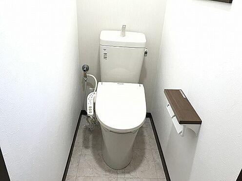 中古一戸建て-神戸市須磨区多井畑東町 トイレ