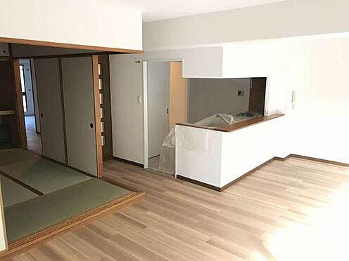 中古マンション-神戸市北区大原1丁目 居間