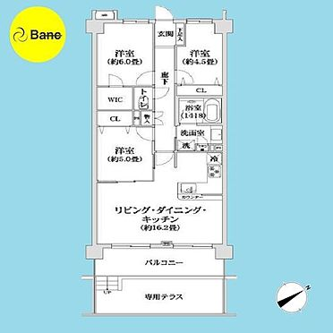 中古マンション-横浜市鶴見区上の宮2丁目 資料請求、ご内見ご希望の際はご連絡下さい。