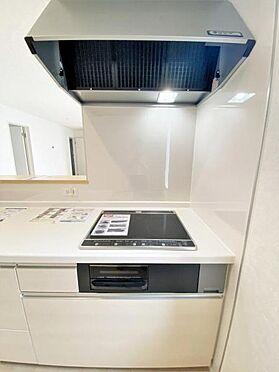 新築一戸建て-奥州市水沢字堀ノ内 キッチン