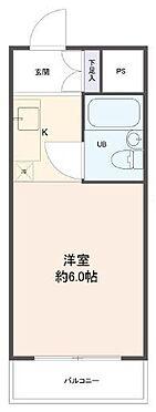 マンション(建物一部)-大阪市淀川区新北野3丁目 シンプルな1Kです