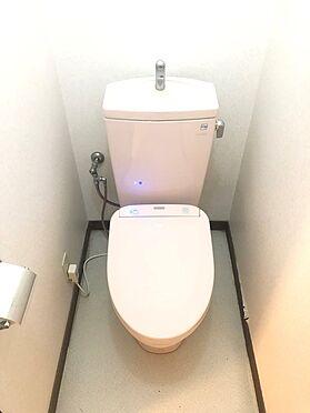 中古一戸建て-鶴ヶ島市大字下新田 トイレ