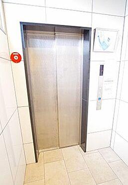 マンション(建物一部)-大阪市都島区中野町1丁目 防犯カメラ搭載のエレベーター