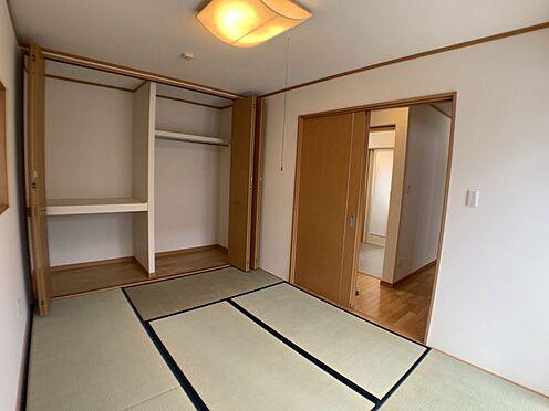 戸建賃貸-刈谷市一ツ木町清水田 1階の和室は客間としても大活躍です!またお子様の遊び場としても◎です。