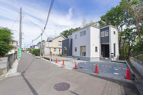 戸建賃貸-仙台市太白区緑ケ丘3丁目 外観