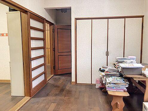 戸建賃貸-岡崎市細川町字鳥ケ根 キッチン横の洋室