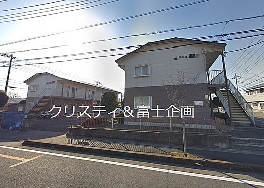 アパート-桶川市坂田東 外観