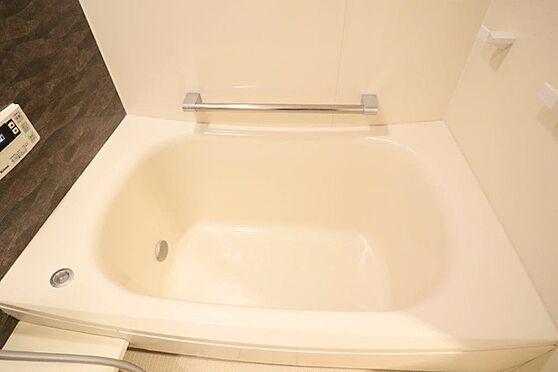 中古マンション-八王子市下柚木2丁目 ?型の浴槽でゆったりバスタイム
