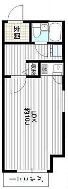 マンション(建物一部)-文京区小石川2丁目 間取り