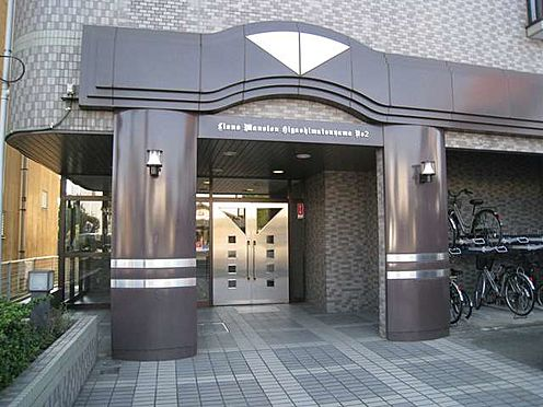 マンション(建物一部)-東松山市材木町 エントランス