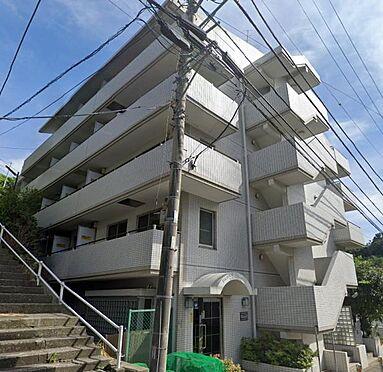 区分マンション-横須賀市不入斗町3丁目 外観