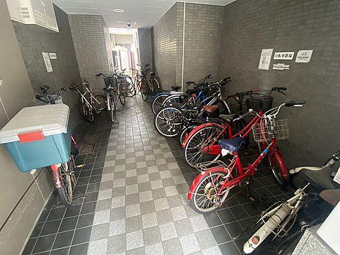 マンション(建物一部)-名古屋市中区新栄2丁目 駐輪場