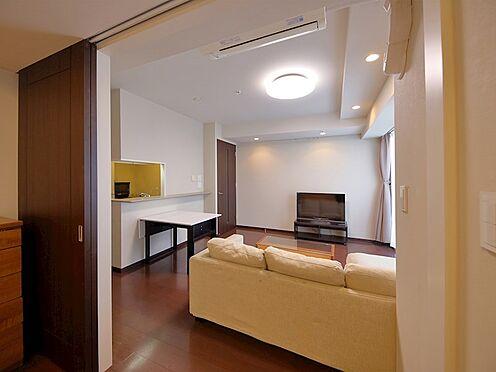 中古マンション-品川区東大井1丁目 居間
