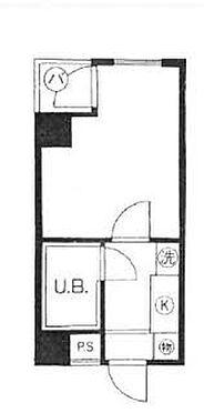 マンション(建物一部)-横浜市南区宿町2丁目 間取り