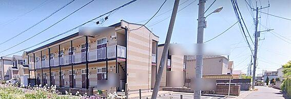 アパート-船橋市旭町1丁目 外観