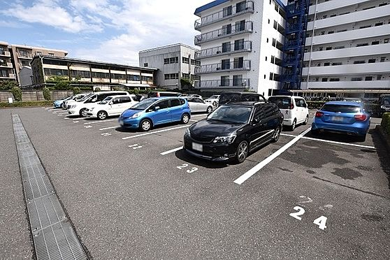 中古マンション-足立区西新井本町5丁目 駐車場