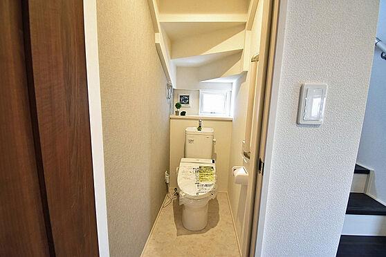 新築一戸建て-武蔵野市関前3丁目 トイレ