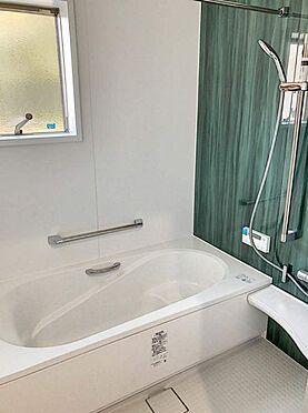 戸建賃貸-知多郡東浦町大字森岡字山之神 広々とした浴室で一日の疲れをいやすことができますね!