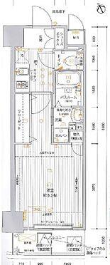 マンション(建物一部)-大阪市西淀川区野里1丁目 間取り