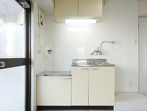 一棟マンション-鹿児島市上之園町 キッチン