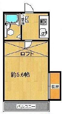 アパート-豊島区高田2丁目 間取り