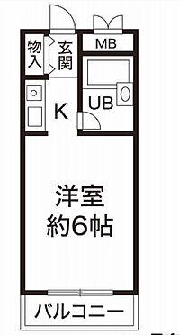 マンション(建物一部)-尼崎市南武庫之荘3丁目 間取り