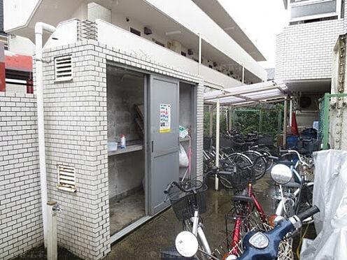 マンション(建物一部)-世田谷区上北沢5丁目 駐車場
