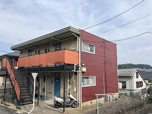 アパート-日野市三沢5丁目 外観