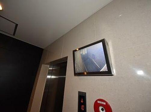 マンション(建物一部)-大阪市西区南堀江4丁目 防犯カメラ搭載エレベーター