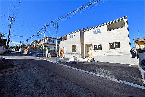新築一戸建て-名取市名取が丘3丁目 外観