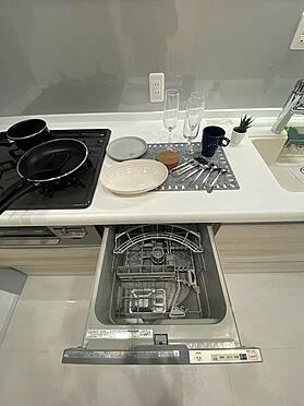 中古マンション-朝霞市岡1丁目 食器洗浄乾燥機
